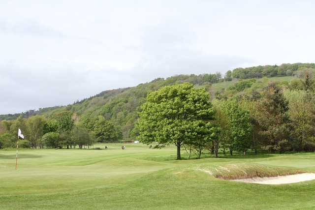 The Larks parkland golf course