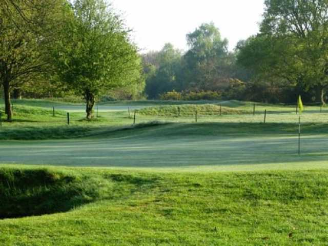 Sutton Coldfield's 9th hole