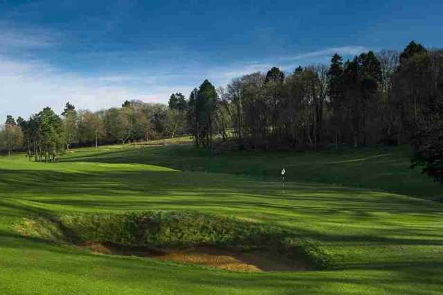 Heythrop course bunkers