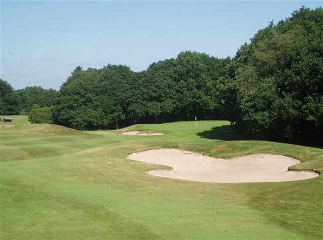 The 7th hole at Stockport