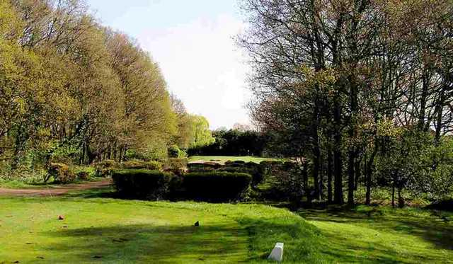 The 6th hole at Romford Golf Club