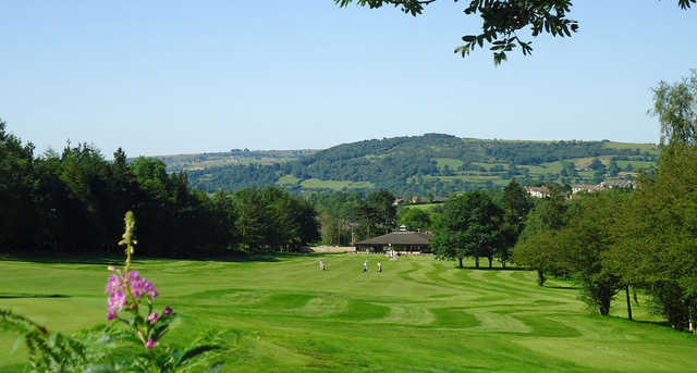 Stunning fairways at Matlock