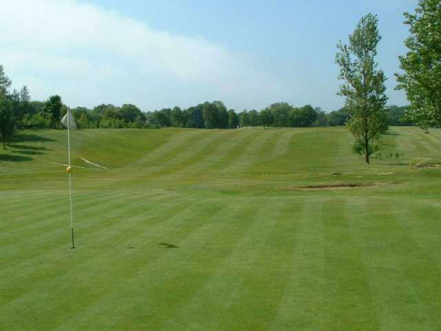 Course upkeep is exceptional at Crow Wood Golf Club