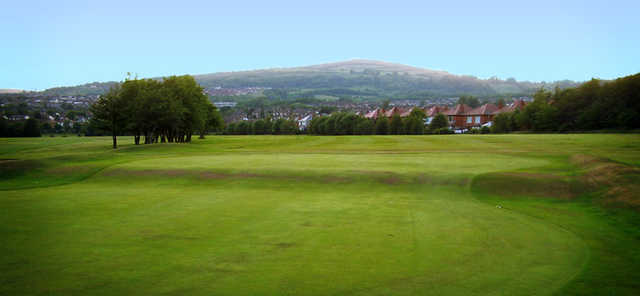 A great view of Cliftonville Golf Club