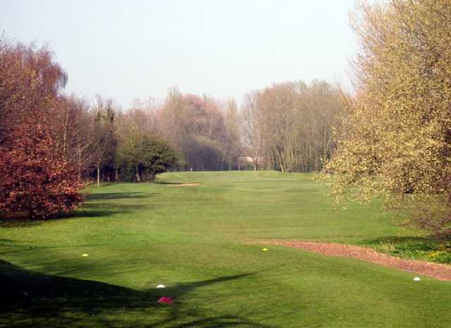 The Springhead Park Golf Course