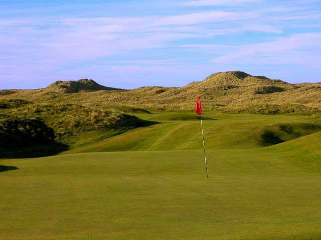 Fraserburgh Golf Club - 10th green