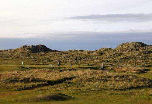 Fraserburgh Golf Club - 10th tee