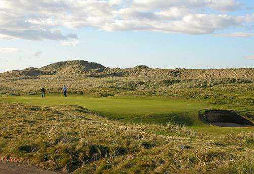 Fraserburgh Golf Club - 17th hole