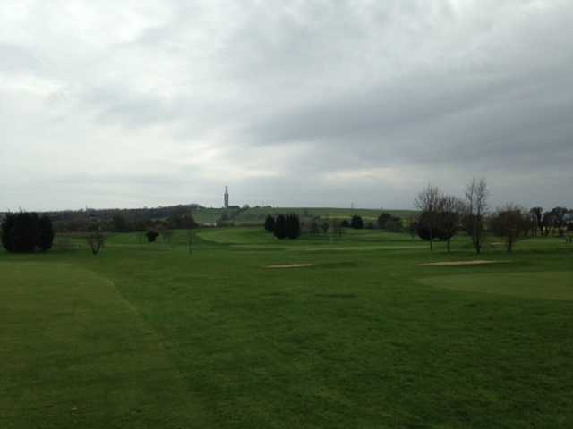 The Etchinghill Golf Course