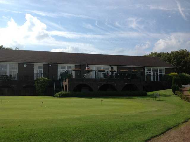 The Disley Golf Clubhouse