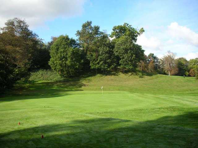 The scenic parkland layout at Tunbridge Wells GC
