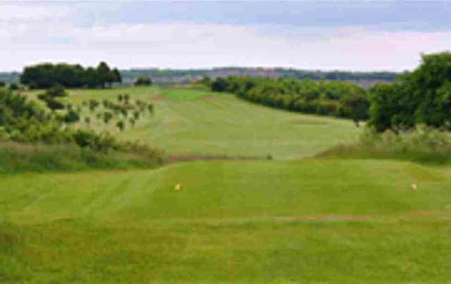 Fairway overview at Boldon Golf Club