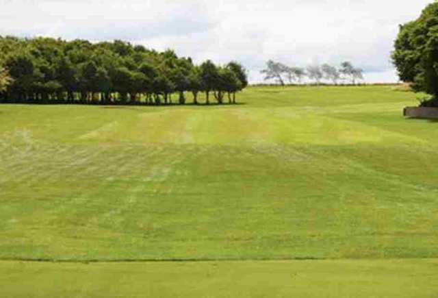 Fairway at Boldon Golf Course