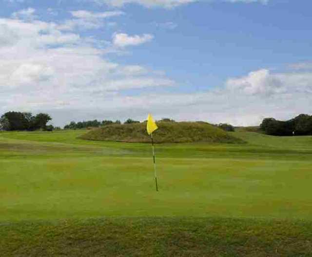 Green at Boldon Golf Course