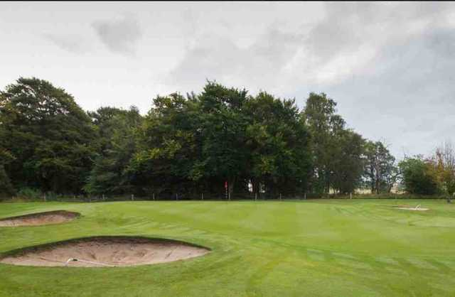 A view from Alford golf course