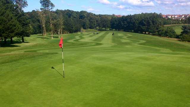 The 7th at Pitreavie at Pitreavie