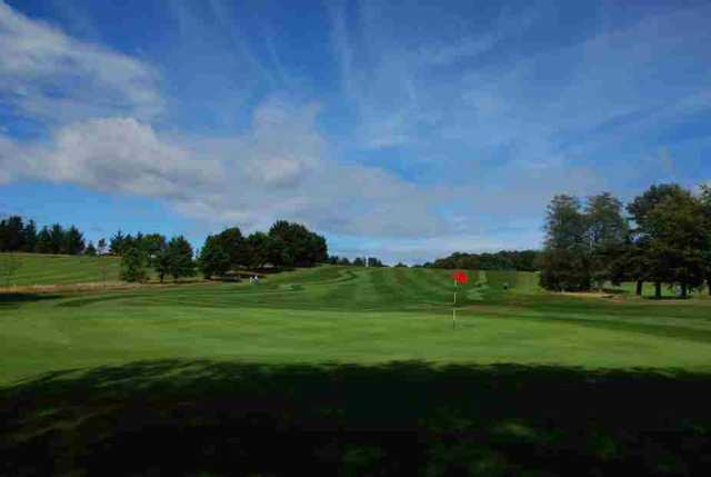 The 4th hole at Pitreavie