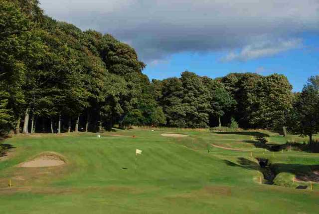 The Pitreavie golf course
