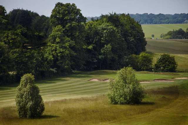 A stunning view at Royston Golf Club