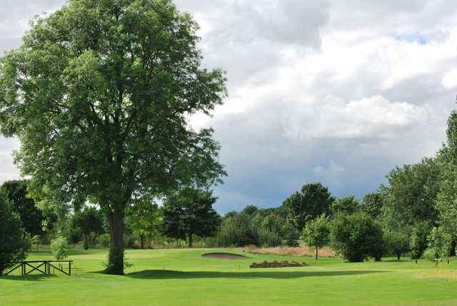The 16th hole at Thirsk and Northallerton Golf Club