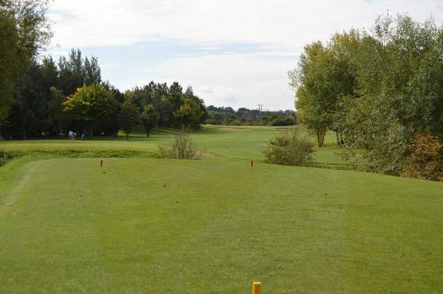 A view from Drayton Park Golf Course