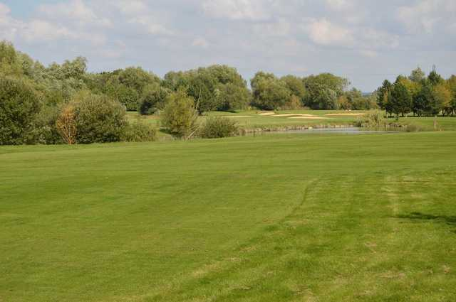 A view of the 15th hole on Drayton Park Golf Course