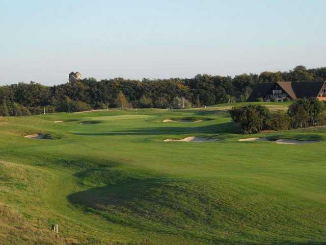 Bunkers at Weybrook Park Golf Club