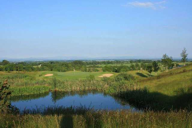 View from Dunmurry Springs Golf Club