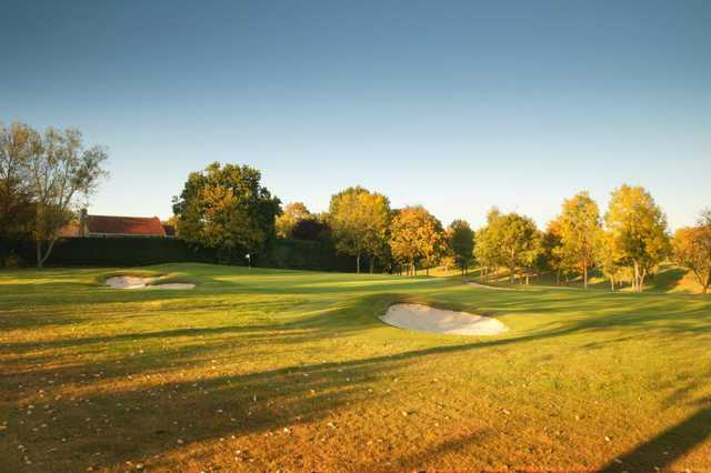 5th green, Welwyn Garden City Golf Club