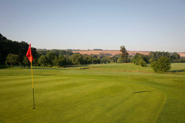 View from a green at Southwick Park Golf Club