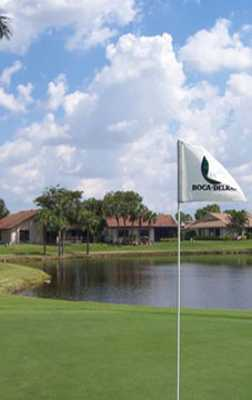 A view from Boca Delray Golf & Country Club