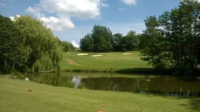 14th green at Brentwood Golf Club