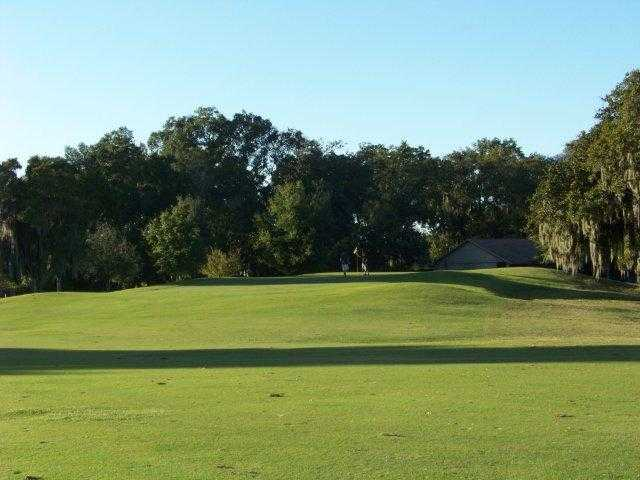 A view of fairway #10 at Diamond Hill Golf & Country Club