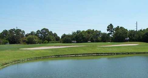 A view from Oyster Creek Golf Club