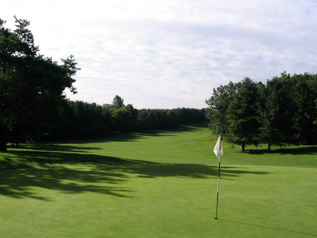 A view of a hole at Ingersoll Golf and Country Club