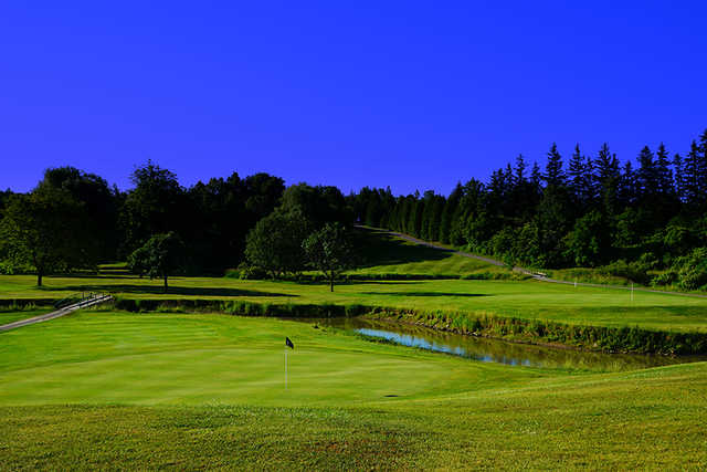 View of a green from Southbrook Golf and Country Club