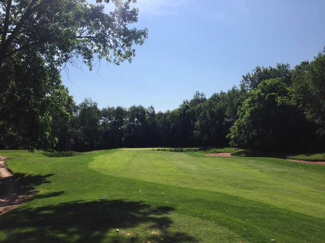 View from Stillwater Oaks Golf Course