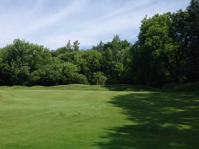 View from #7 at Stillwater Oaks Golf Course