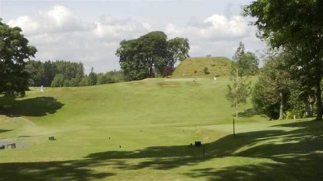 A view from Carnwath Golf Club