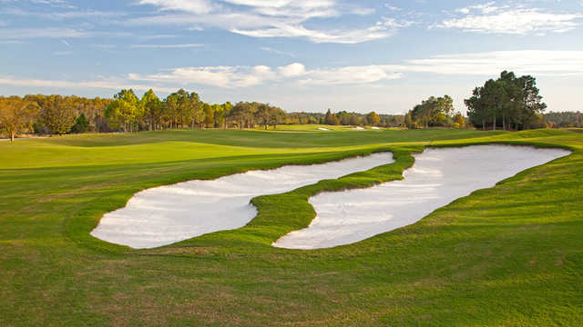 View of a green at Shingle Creek Golf Club