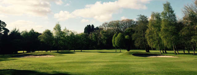 View of the 5th green at Allerton Manor Golf Club
