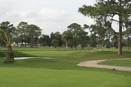 A view from New Smyrna Beach Golf Course