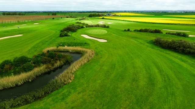 A view from Lydd Golf Club