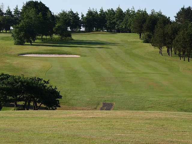 A view from Holsworthy Golf Club