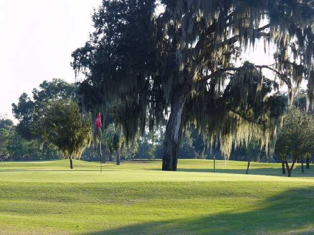 View from Palatka Golf Club