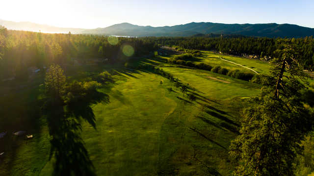 A view from Bear Mountain Golf Course