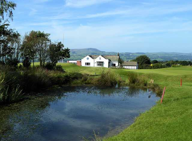 A view from Burnley Golf Club