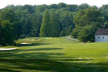 A view of the 4th fairway at Deerfield Golf & Tennis Club