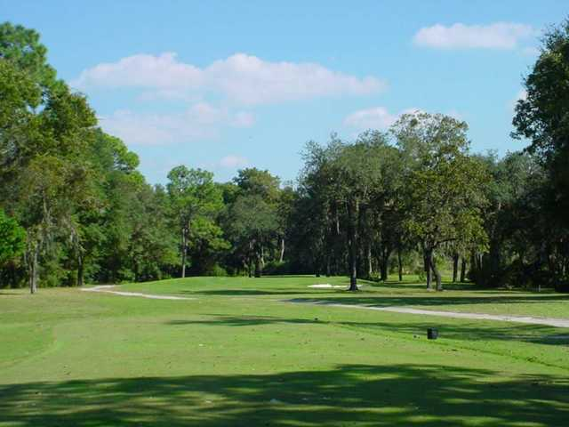 A view from Ridge Manor Oaks Golf & Country Club
