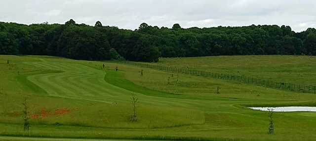 A view from Ferrybridge Golf Club